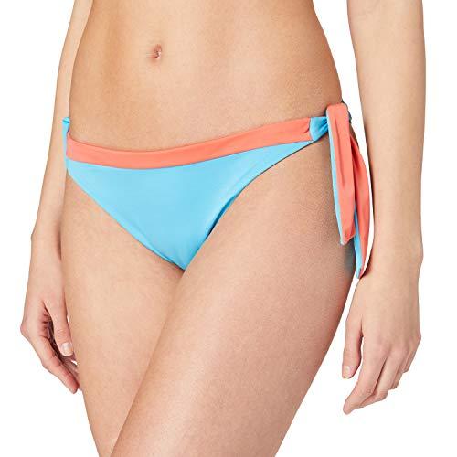 sloggi Shore Damen Kosrae Tanga Bikini-Unterteile, ORANGE - Light Combination, S