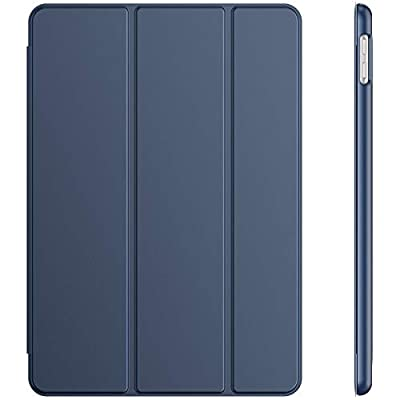JETech Case for iPad 8/7 (10.2-Inch, 2020/2019 Model, 8th / 7th Generation), Auto Wake/Sleep, Navy