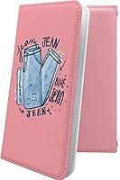 GRATINA KYV48 ケース 手帳型 ハート love kiss キス 唇 ズボン デニム ジーンズ ジーパン グラティーナ 女の子 女子 女性 レディース gratinakyv48 デザイン イラスト 10091-1-10001692-gratinakyv48