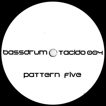 Bassdrum (Pattern Five)