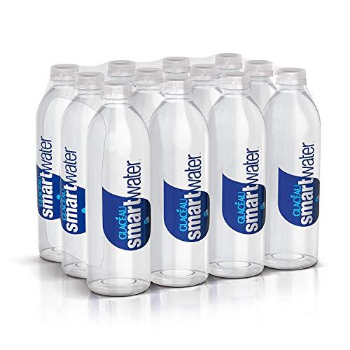 Glaceau Smartwater Agua destilada 12x 600ml