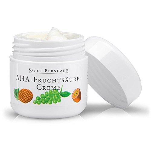 AHA-Fruchtsäure-Creme mit Passionsfrucht, Ananas, Weintraube 50 ml