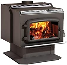 Drolet High-Efficiency Wood Stove - 95,000 BTU, Model# HT2000