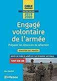 Engagé volontaire de l'armée - Préparer les épreuves de sélection