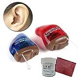 耳穴式デジタル補聴器 エーストーンフィット2 両耳用 乾燥ケース&収納ポーチセット