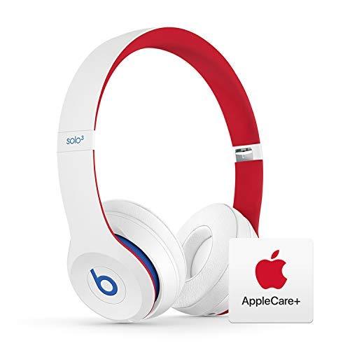 Beats Solo³ Wireless On-Ear Headphones - Apple W1 Chip - Club White...