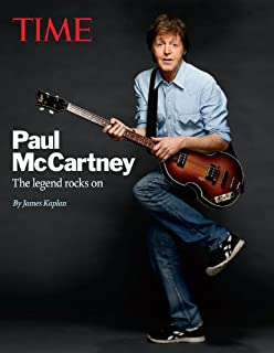 Time: Paul McCartney: At 70, He's Here, There and Everywhere