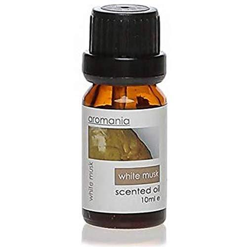 Iwähle White Musk Duftöl, ätherische Öl aus 100% Reiner natürlicher Aromatherapie 10 ml, Hautpflege Massage Essential Oils Geschenk
