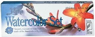 Alvin YK33513 Yarka Watercolor Set 12 Colors