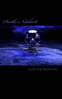 Death Notebook: Inspirational, Motivational & Coffee Break Notebooks, Diaries & Journals (100 Lined Pages 5 x 8)
