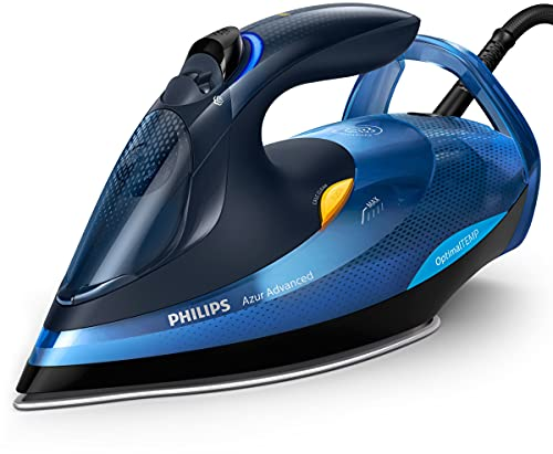 Philips Azur Advanced GC4932/20 - Plancha Ropa Vapor sin Ajustes de Temperatura, 2600 W,...