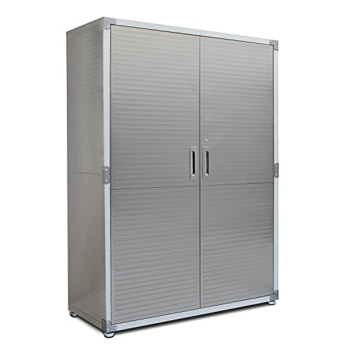 Ultra HD Mega Storage Cabinet - Stainless Steel