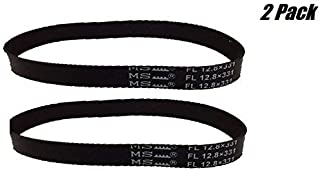 Hoover Power Path Pro Carpet Extractor Belts 440006155, 2 Pack.