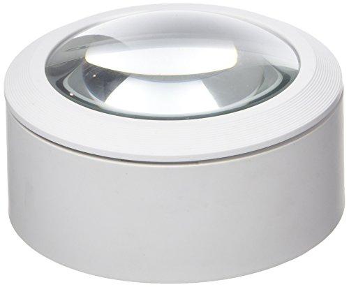 Lightcraft LC1875 vergrootglas met LED-verlichting, wit
