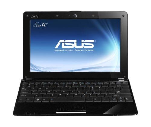 Asus R105D 25,7 cm (10,1 Zoll) Netbook (Intel Atom N455, 1,6GHz, 1GB RAM, 250GB HDD, Intel 3150, Win7 Starter) schwarz