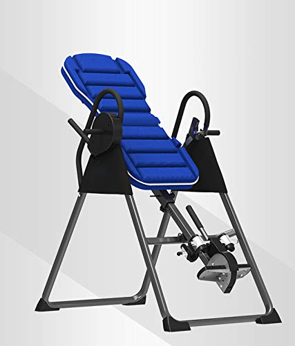 Affordable LFFCCFolding Inversion Table Deluxe,Full 180 Degree Vertical Inversion Full Loop Foam Cov...