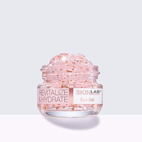 SKIN LAB BY BSL por bsl revitalise e hidratación ojos gel de reparación estallido de la vitamina e para la piel contra el envejecimiento prematuro, ella mantequilla, aceite de rosa marroquí