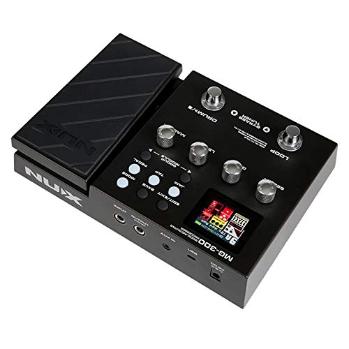 #N/a Procesador de múltiples efectos Pedal de expresión de guitarra 56 tambor interfaz de Audio USB 60 Seconds Looper