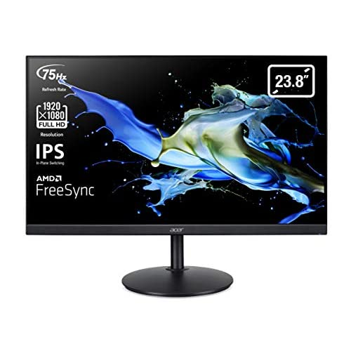 Acer CB242Ybmiprx Monitor Professionale FreeSync, 23,8