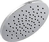 Delta Faucet 52158 Single-Setting Metal Raincan Shower Head, 1.75 GPM Water Flow, Chrome