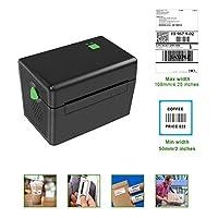 Etichettatrice per etichette di classe commerciale Stampante per etichette di spedizione diretta per DHL UPS FedEx Amazon - 4XL - Stampante termica per PC/Mac #3