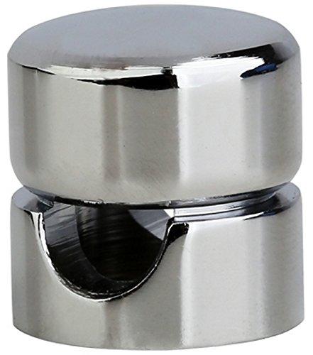 Lampen Distanz-Aufhänger Aus Metall Affenschaukel Kabelhänger Kabelbefestigung (Chrom)