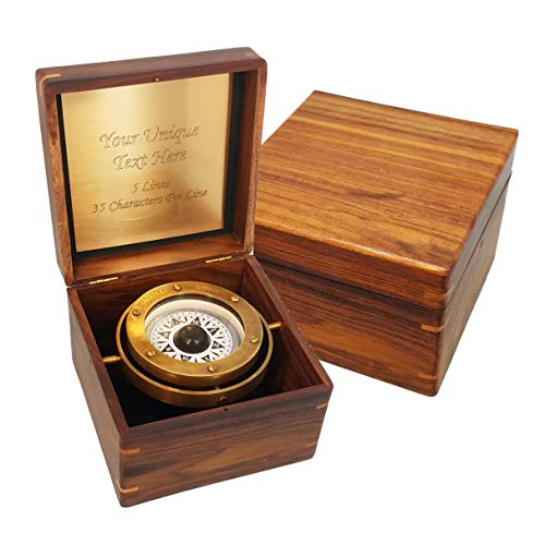 Stanley London Personalised Compass