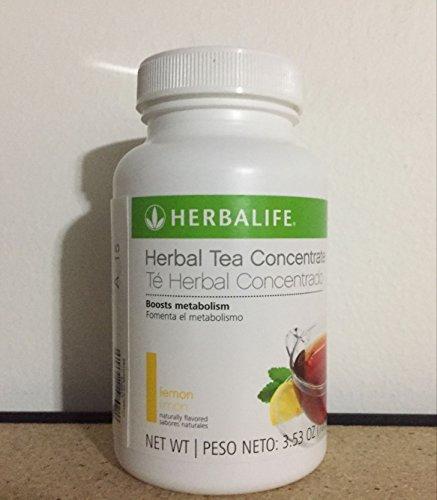 New HERBALIFE Herbal Tea Concentrate 3.53oz Flavor...