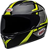 BELL Qualifier Flare Helmet Gloss Black/Hi-Viz XL