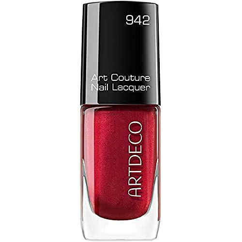 ARTDECO Art Couture Nail Lacquer, Nagellack pearl, Nr. 942, venetian red