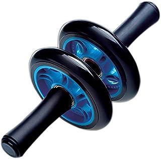 Soomloom アブホイール エクササイズウィル スリムトレーナー 超静音ペアリング デザイン 腹筋ローラー エクササイズローラー 膝を保護するマット付き