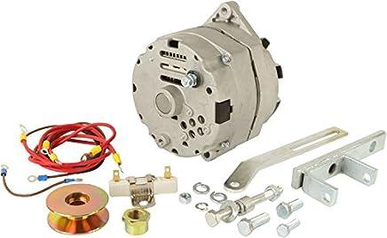 DB Electrical AKT0006 Alternator For Generator Conversion Massey Ferguson TO20 TO30 With 63 Amp Alternator