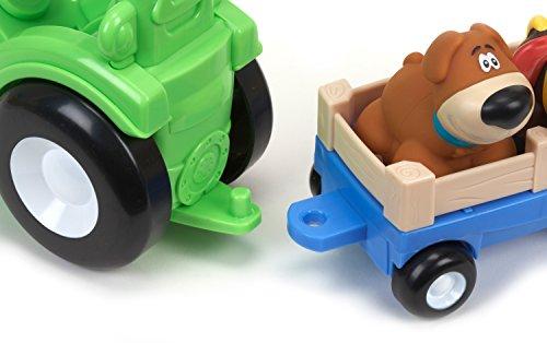 little tikes- Bebés y Primera infanciaJuguetes para arrastrarLITTLE TIKESHandle Haulers Deluxe Frankly Farmer, Multicolor (1)