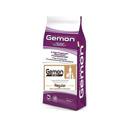 Gemon Breeders Regular Alimento Completo per Cani uso Allevatori 20 kg