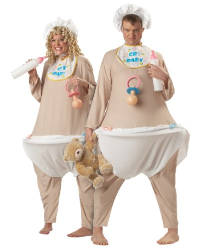 Kalifornien 00893Kostüm Kollektionen Cry Baby Kostüm Erwachsene Mehr
