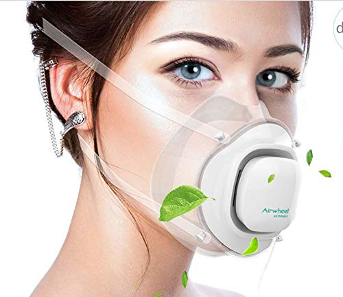Airwheel Air Experts F3 Elektronische Maske mit Ventilator und Frische Luft Versorgung
