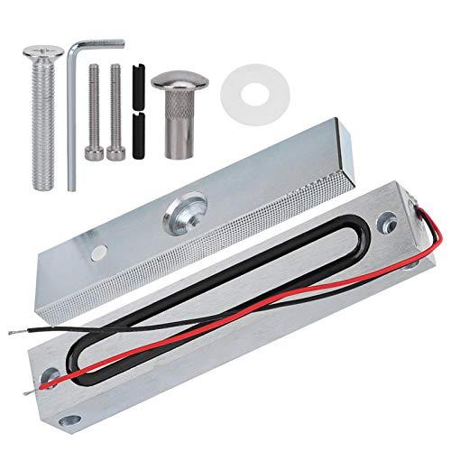 Access Control System, Waterproof Anti-Wear Electromagnetic Lock, for Glass Doors Wooden Doors