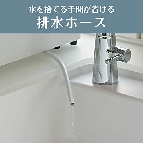 コイズミ食器乾燥器コンパクトホワイトKDE-0500/W