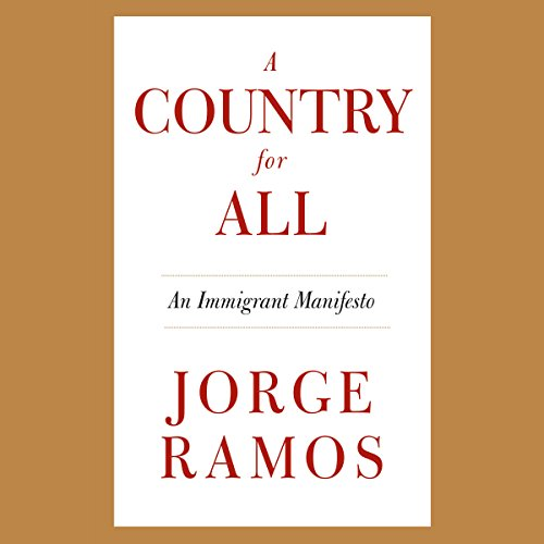 A Country for All audiobook cover art