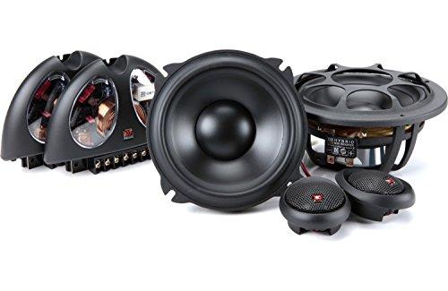 Read About Morel Hybrid 502 5-1/4 Component car Speaker System