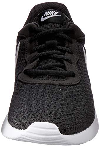 Nike Tanjun, Zapatillas de Running para Hombre, Negro (Black/White 011), 42.5 EU