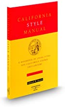 Best california style manual Reviews