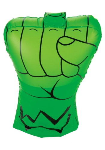 pugno gonfiabile green lantern