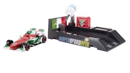 Cars - W1438 - Voiture Miniature - Cars 2 - Propulseurs - Francesco Bernoulli