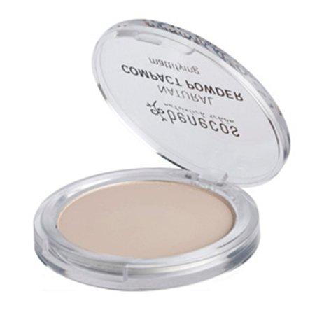 benecos, Kompaktpuder Porzellan Compact Powder, Porcelain, 9 gramm