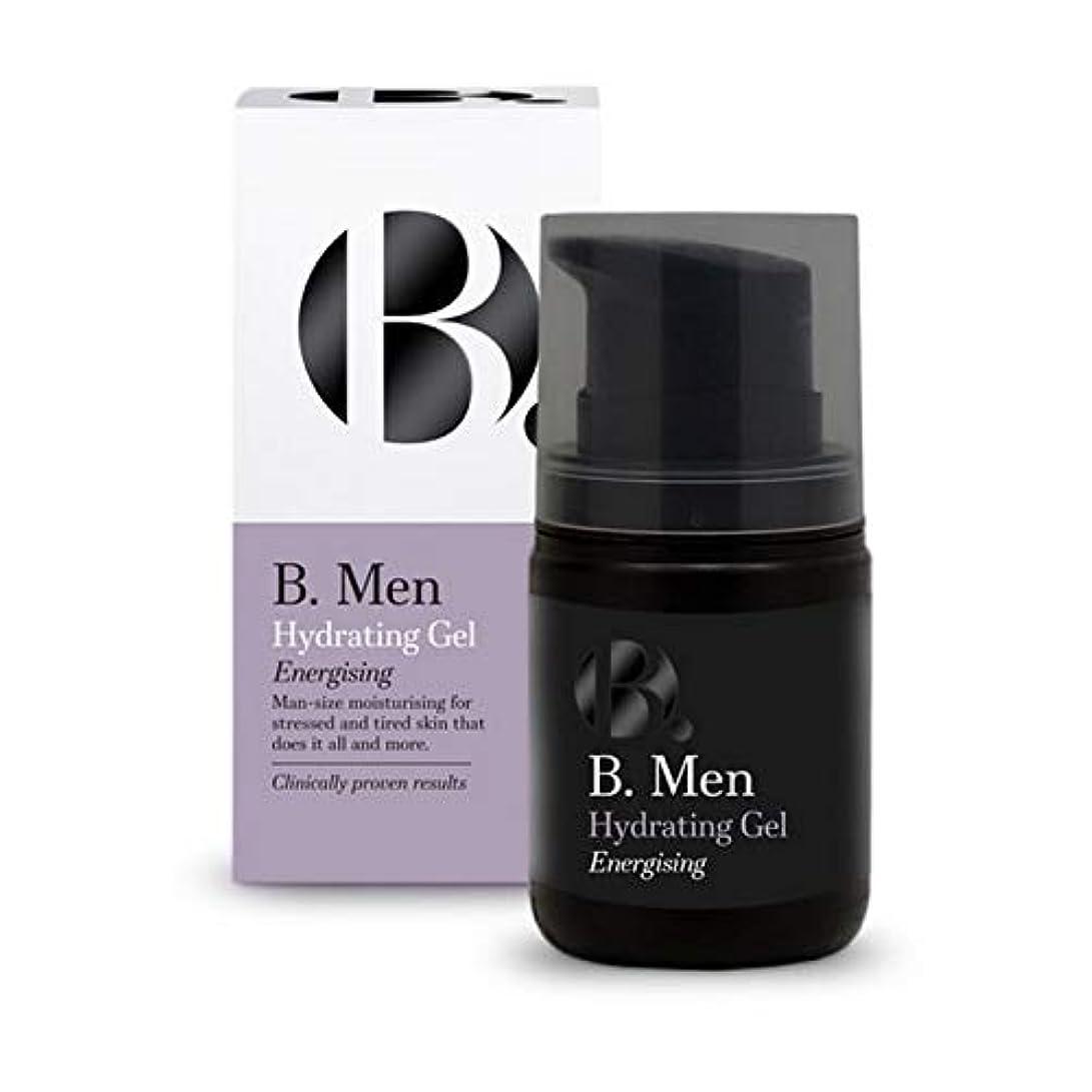 志す立証するけがをする[B Men] B。男性は水和ゲルを通電しました - B. Men Energised Hydrating Gel [並行輸入品]