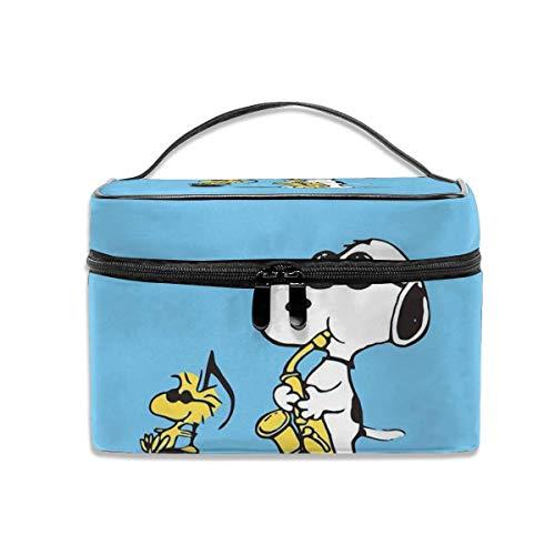 Kosmetiktasche mit Erdnüssen Tragbare Reise-Make-up-Tasche Kosmetik-Organizer Multifunktions-Kulturbeutel Aufbewahrungskoffer