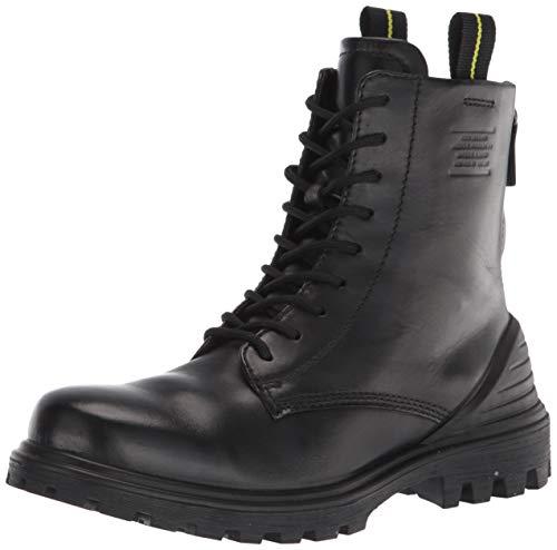 ECCO Damen Tredtray High Cut Mode-Stiefel, schwarz, 41.5/42 EU