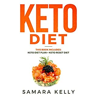 Keto Diet: This Book Includes: Keto Diet Plan + Keto Reset Diet cover art