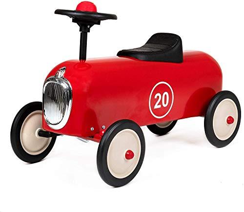 Baghera Racer Rouge Porteur multidirectionnel – Nombreux détails réalistes | À partir de 12...